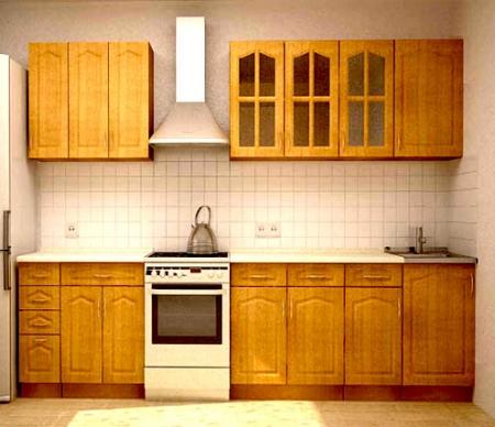 """Кухня """"Ольха"""" 3,9м"""