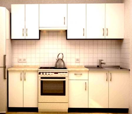 """Кухня """"Крем"""" 2,4м"""