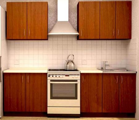 """Кухня """"Яблоня"""" 2,4м"""